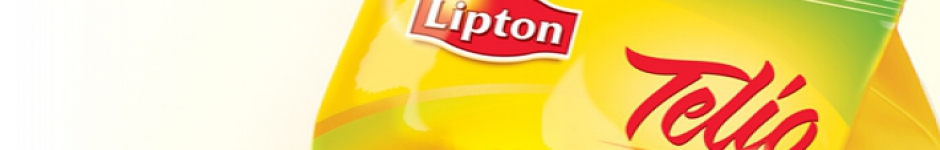 Разработка дизайна упаковки для чая Lipton
