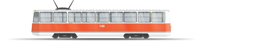 Трамвай КТМ-5