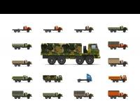 Машинки (иконки для  сайта)