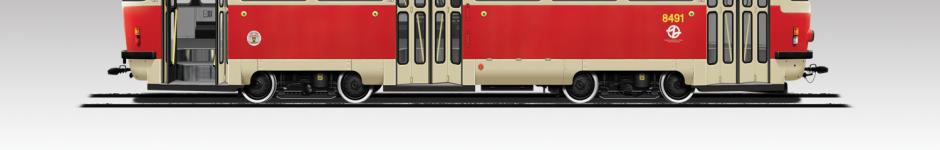 Отрисовка трамвая