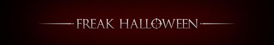 FREAK HALLOWEEN