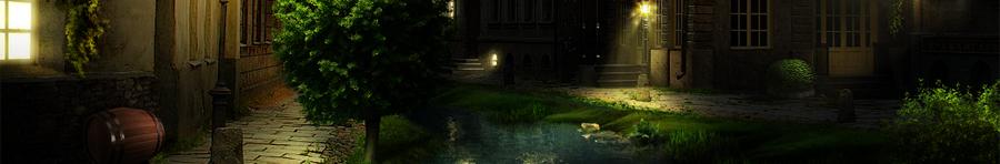 Ночной переулок