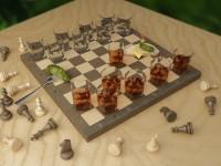 Веселые шашки
