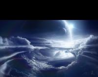 Alien Cloudscape