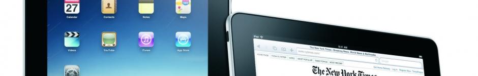 Дизайн приложения для iPad (без ретины)