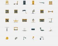 99 иконок для Rustehnika