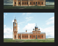 Храм Иоанна Богослова в Хавертово