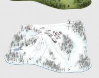 Зимняя и летняя карты Izgib (2012)
