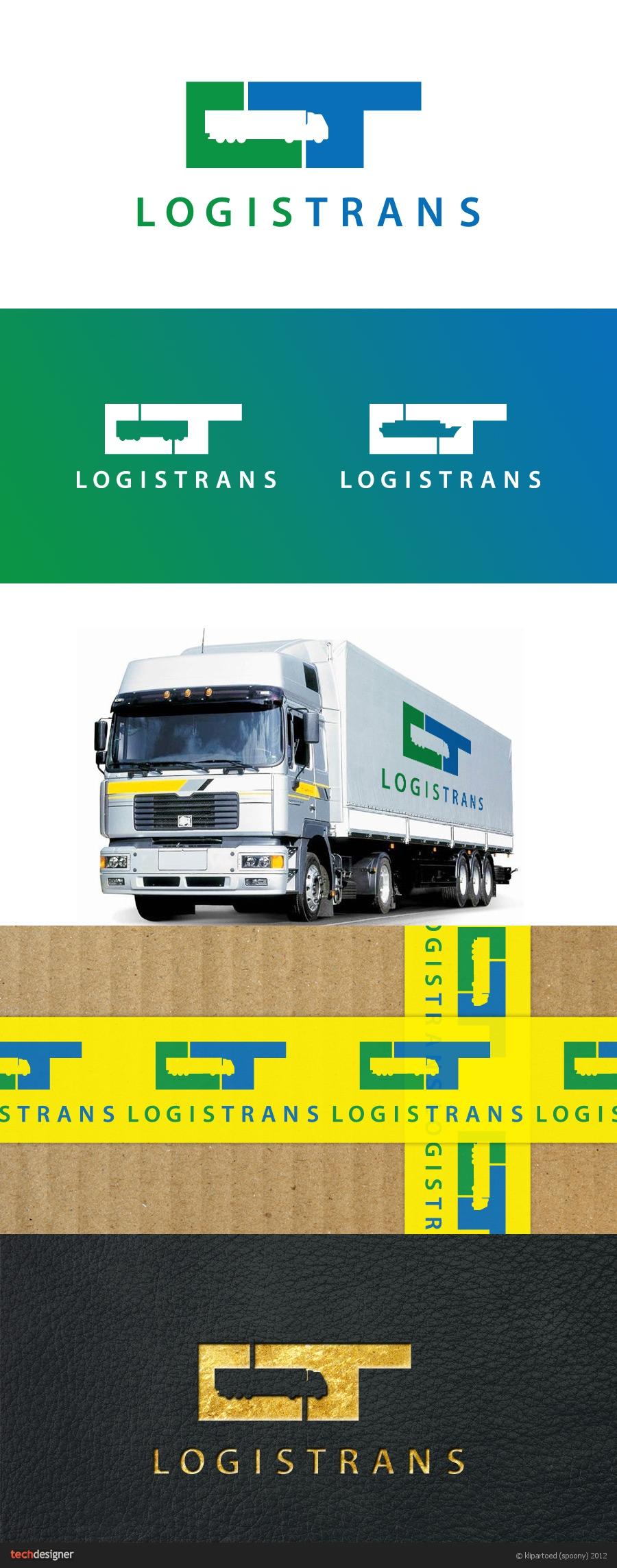 Логотип для компании «Логистранс»
