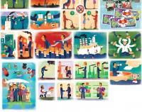 Иллюстрации для книги
