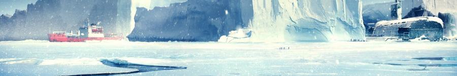Arctic base, поиск композиции