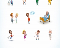 иконки-персонажи