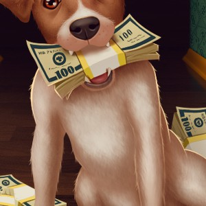Money Dog
