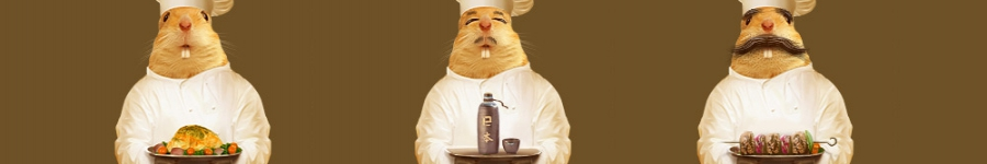 Кулинарные персонажи