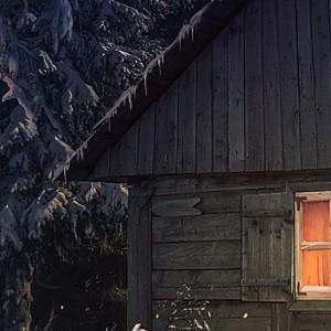 Волшебная зима, на конкурс
