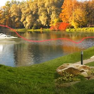 Matte painting «Дом у озера». Часть вторая: Обработка графики