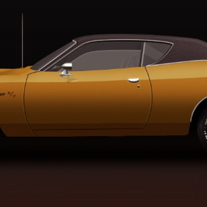 Dodge Challenger Super Bee