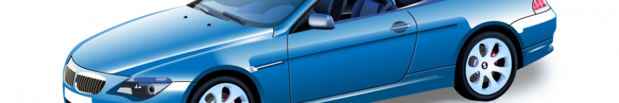 Отрисовка BMW