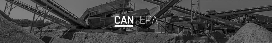 Сайт компании CANTERA