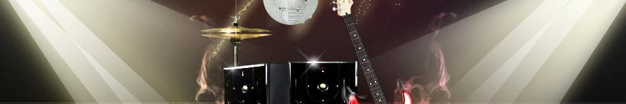 Сайт для магазина по продаже музыкальных инструментов и оборудования