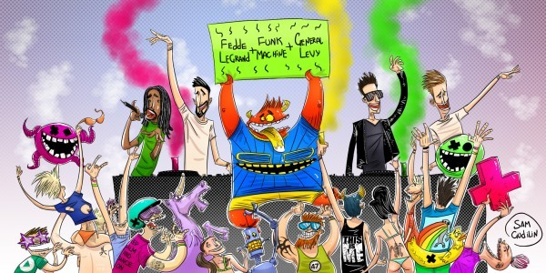 Иллюстрация к треку Группы