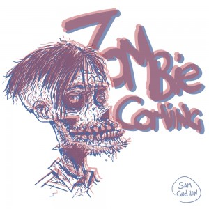 Zombie Coming