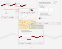 Сайт рекламного агентства ZIP MEDIA