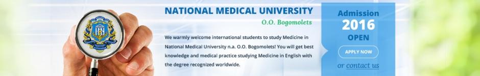 Сайт медицинского вуза для иностранных студентов
