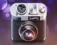 Иконка фотоаппарат