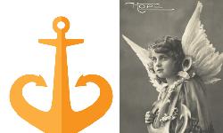 Откуда в Студии Лебедева взяли идею дизайна для логотипа Одессы?
