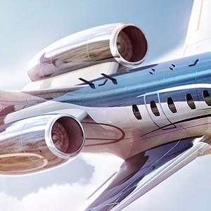 Обложка июльского номера журнала «Top Flight»