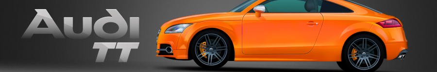 Отрисовка Audi TT