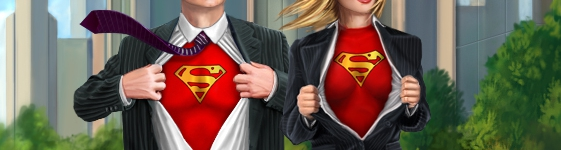 Супермены