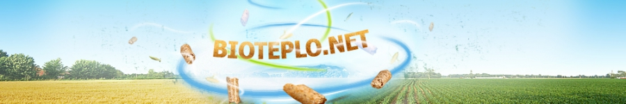 Шапка для сайта bioteplo.net
