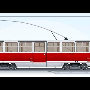 Трамвай на прокачку