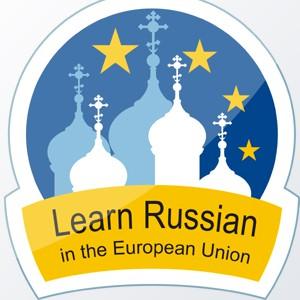 Логотип Learn Russian