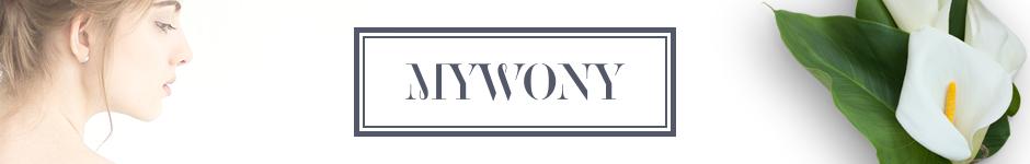Mywony новый кейс для Behance
