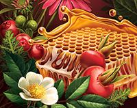 Травы и Мёд