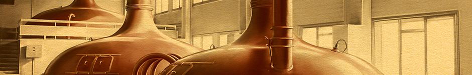 Отрисовка для пивоваренного завода ООО «Завод Трехсосенский»