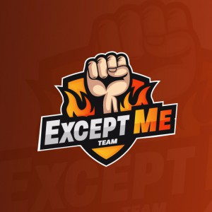 Логотип для киберспортивной команды