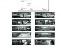 дизайн сайта «Электровек-сталь»