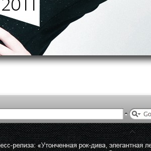 fashion web-site ZV