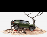 FJ Cruiser - Off-Road