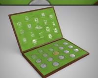 Визуализации подарочной упаковки
