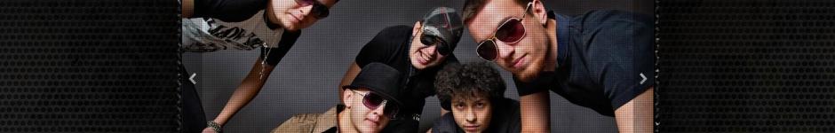 Сайт рок-группы