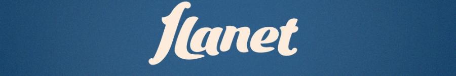 Логотип Flanet
