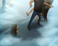 The Mist (не вошедшее)
