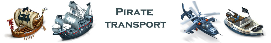Pirate Transport