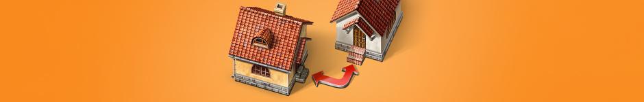 Transfer houses