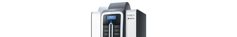 Отрисовка кофемашины «Necta Krea»